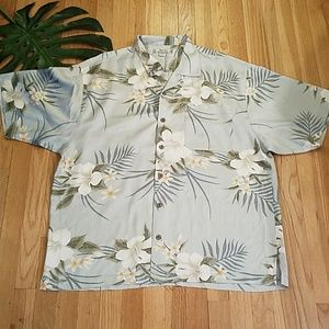 TOMMY BAHAMA BUTTON DOWN SHIRT SIZE XL